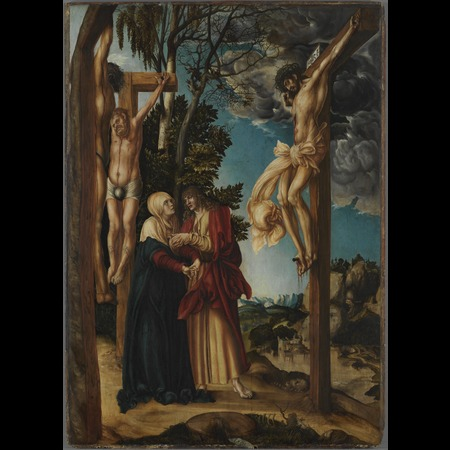 Cranach - The Lamentation of Christ