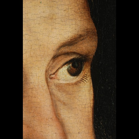 Lucas Cranach the Elder - Kunstsammlungen der Veste Coburg, Coburg - Friedrich III the Wise, Elector of Saxony - Detail Images
